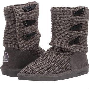🐻 Bearpaw Women's Knit Tall Mid-Calf Wool Boot